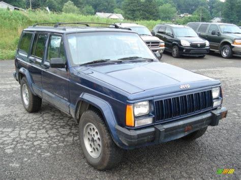 dark blue jeep jeep cherokee country car interior design