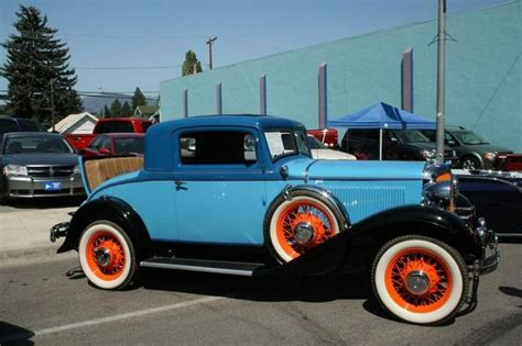 1932 Chrysler Coupe by 1932 Chrysler Ci Coupe Libby News Montana