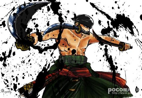 wallpaper one piece hitam putih desenhos animados e espada anime one piece roronoa zoro