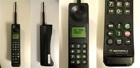 International Cell Phone Lookup Motorola International 3300 Gsm Brick Cell Phone By