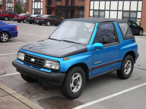 chevy tracker 1990 rushjunky 1990 geo tracker specs photos modification