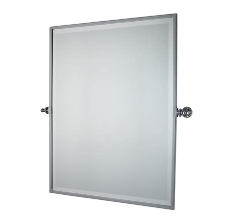 24 quot prague rectangular tilting mirror bathroom mirrors tilted bathroom mirrors tilt mirror for residential pro