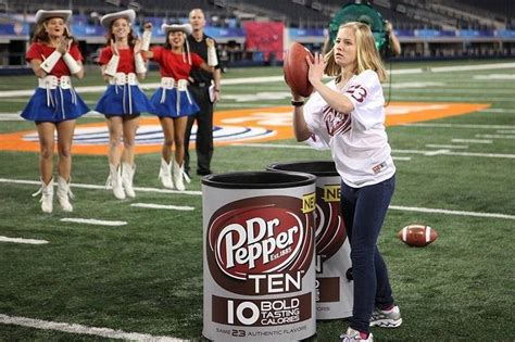 Dr Pepper Million Dollar Tuition Giveaway - palatine senior wins 100k scholarship in football toss dailyherald com