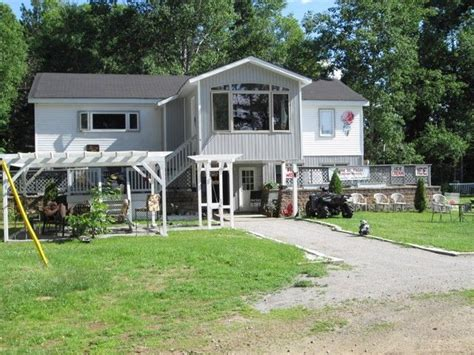 cottage resort for sale near algonquin park pricing and