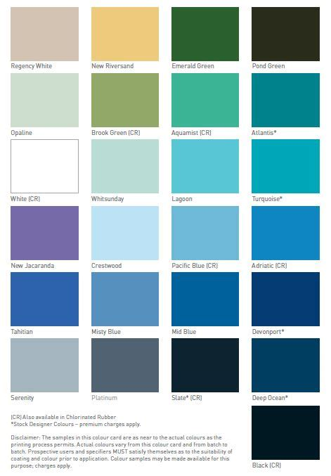 pool paint colors epoxy pool painting and painters perth blue pool