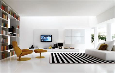 black n white living room decoraci 243 n minimalista y contempor 225 nea decoraci 243 n de