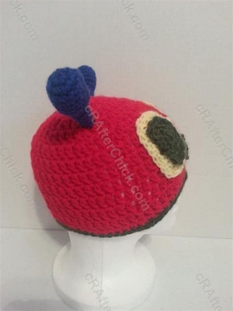 hungry caterpillar beanie hat  animal hat