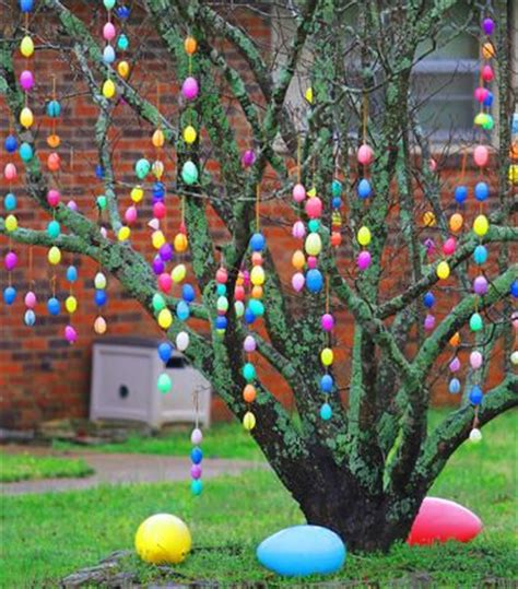 easter backyard decorations 25 best ideas about outdoor easter decorations on