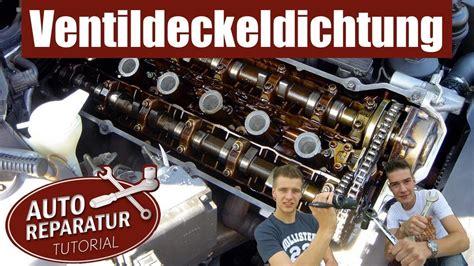 Bmw 1er Zylinderkopfdichtung Kosten by Ventildeckeldichtung Wechseln Bmw Z 252 Ndkerzen Tauschen
