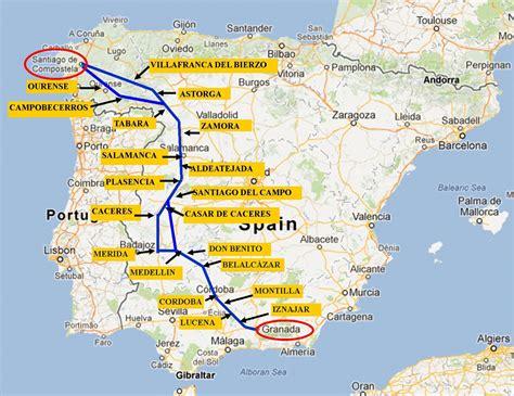 el camino de los mozarito y el camino moz 225 rabe de santiago 191 c 211 mo se orientan los peregrinos para no perderse