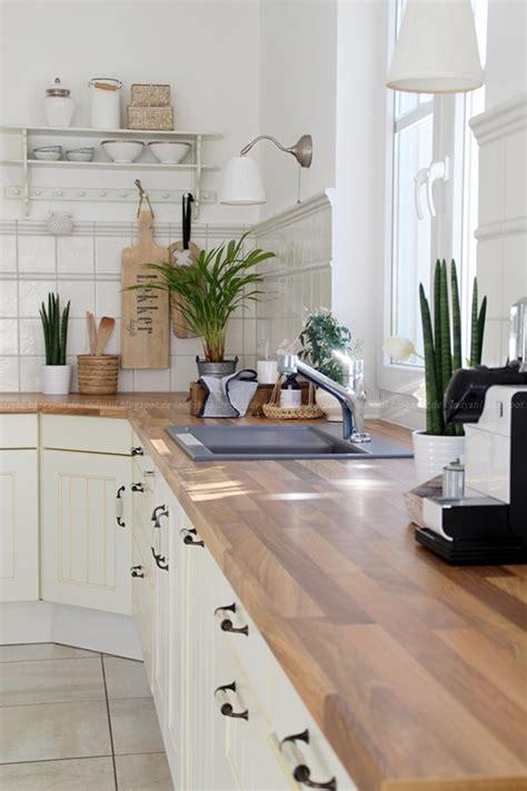 küche dekorieren im landhausstil dekoration f 252 r k 252 che m 246 belideen