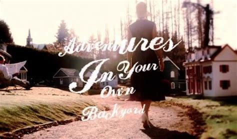 Watson Adventures In Your Own Backyard by Album Review Watson Adventures In Your Own Backyard Folk Radio Uk