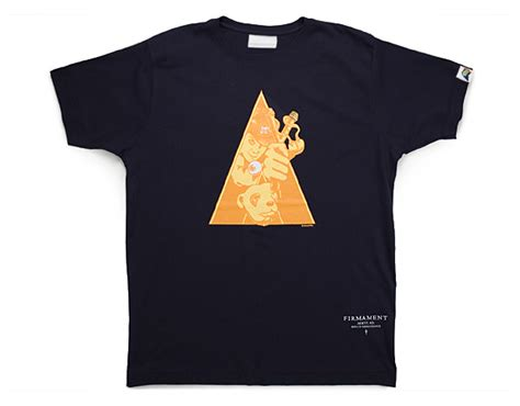 T Shirt Firmament Navy firmament x boy s own 2nd edition t shirts hypebeast