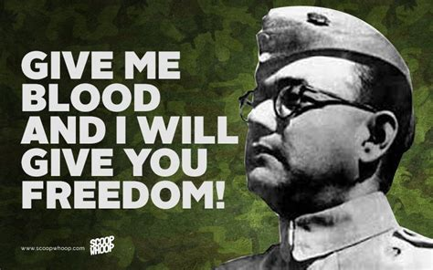 netaji biography in english 15 quotes by subhash chandra bose that will bring out the