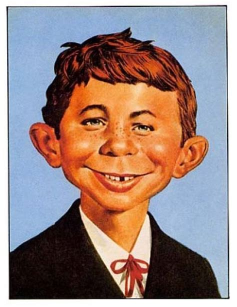 mad magazine alfred e neuman screenshots images and pictures comic vine