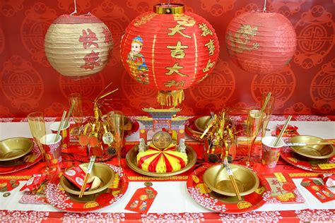 chinese new year party ideas year of the rooster party