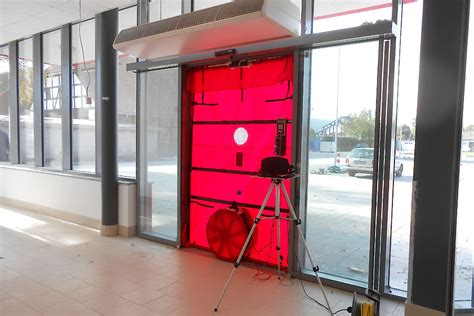 blower door test wann blower door test braunschweig zugluft finden energie sparen