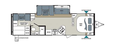 aerolite floor plans new travel trailers for sale in butte mt