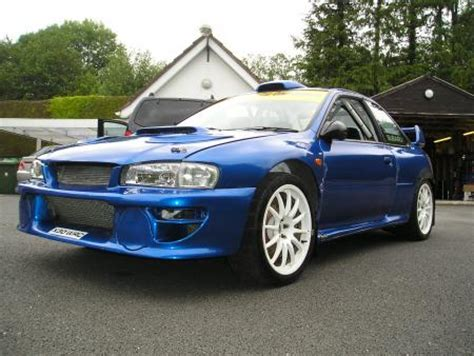 subaru wrc for sale rally ie classified for sale subaru impreza wrc p2000