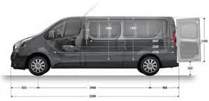 Dimensions Of Renault Trafic Il Nostro Nuovo Renault Trafic Compatto E Con Tante