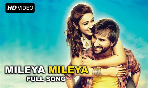 film sedih happy ending mileya mileya video song happy ending saif ali khan