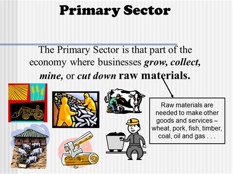 sectors of industries ppt video online download