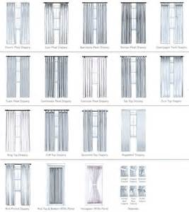 curtain hanging styles 12 best images about pillow and drapery styles on