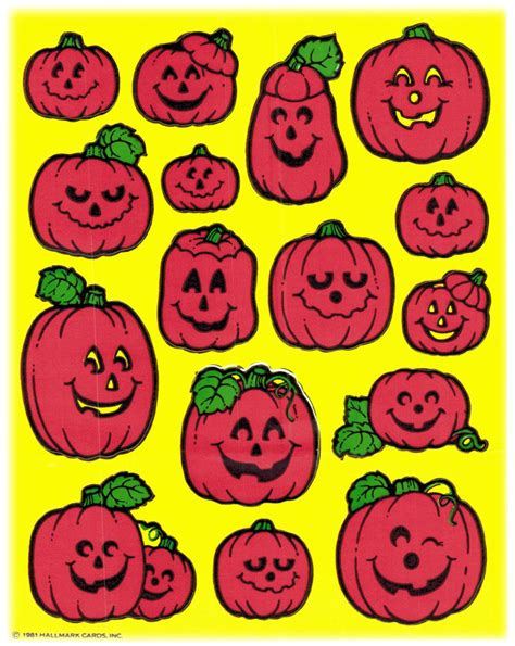 Hallmark Stickers