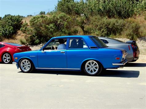 Datsun 510 Coupe Nissan Gtr By Partywave On Deviantart