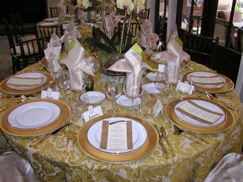 Dining Table Settings Decorations by Home Priority Beautiful Table Setting Ideas