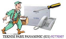 Setting Dan Program Pabx teknisi service pabx panasonic