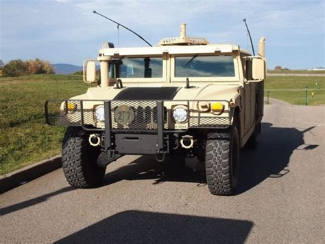 armored h1 hummer for sale humvee hmmwv hummer h1 m1045 armor 6 5 turbo for sale