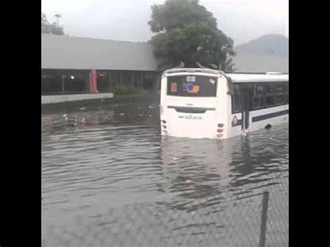 imagenes inundacion indios verdes indios verdes caos en indios verdes por lluvias del