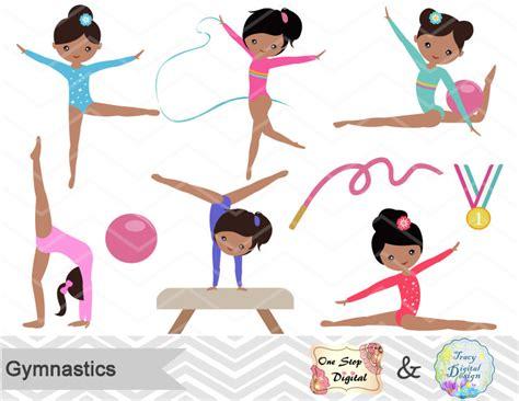 gymnastics clipart gymnasts clipart clipground