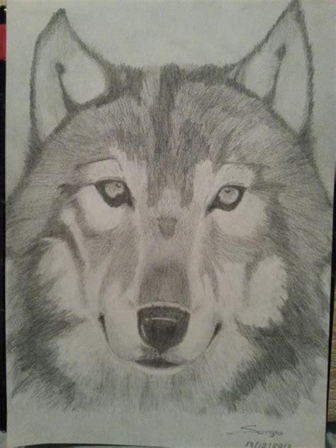 imagenes para dibujar a lapiz de lobos imagenes de lobo para dibujar a lapiz imagui