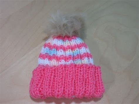 baby hats to knit with circular needle how to knit a newborn baby hat for beginners with circular