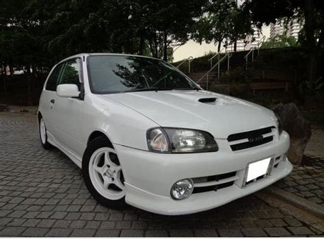 Toyota Starlet Glanza V Turbo For Sale Toyota Starlet Ep91 Glanza V Turbo For Sale Japan