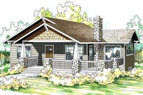 one story tiny house craftsman small house plans one story style bungalow with