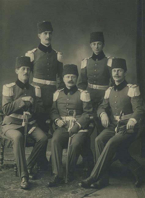 Ottoman Officers Osmanlı Subayları Ottoman Empire Ottoman Officials