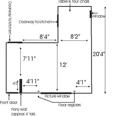 shaped living room dining room furniture layout casa quinn pinterest floors keys