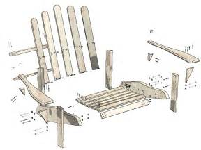 deck chair template plans for deck chairs discover woodworking projects