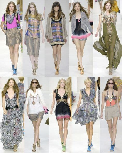 New York Fashion Week Matthew Williamson Aw 2008 by Designers Collections Fashion Directory