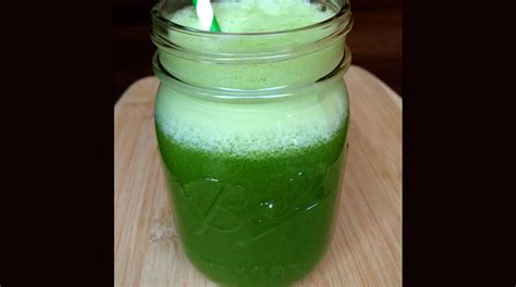 Cilantro Detox Drink by Suffering From Skin Irritation Detox With Cilantro Juice