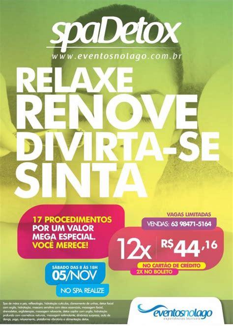 Salon Detox by Jaciara Barros Spa Detox