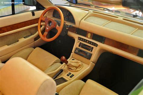 1987 Maserati Biturbo Bi Turbo E 425 Spyder Conceptcarz