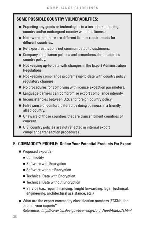 ria compliance manual template awesome export compliance manual template pictures