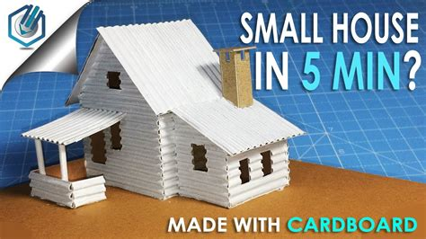 How To Throw A House by A Small Cardboard House With Dimensions How To Make