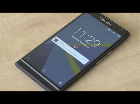 blackberry priv wireless charging or not updated