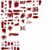VX ACE Tileset De Manchas Sangre