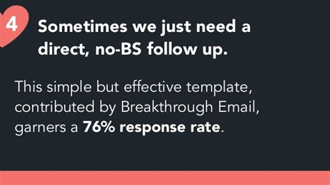 This Simple But Effective Template Breakthrough Email Template